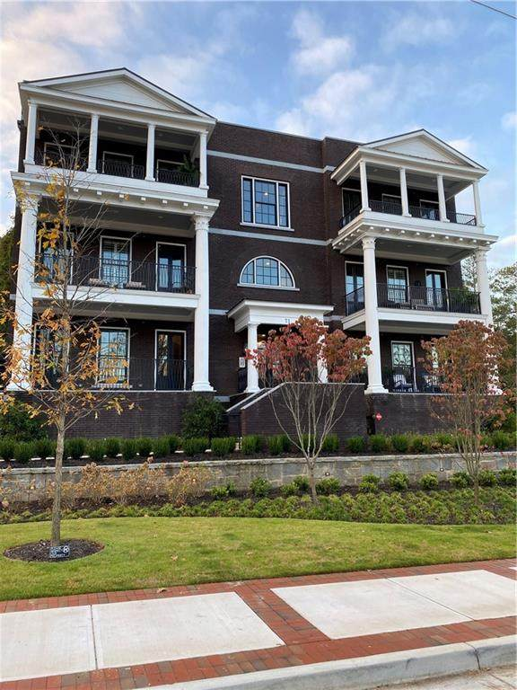 71 Thompson Street #302, Alpharetta, GA 30009 (MLS #6808679) :: KELLY+CO