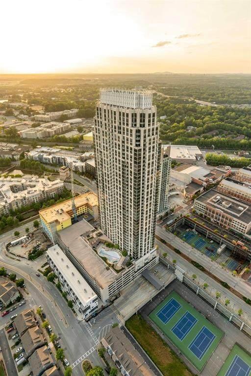 270 17TH Street NW #608, Atlanta, GA 30363 (MLS #6809080) :: AlpharettaZen Expert Home Advisors