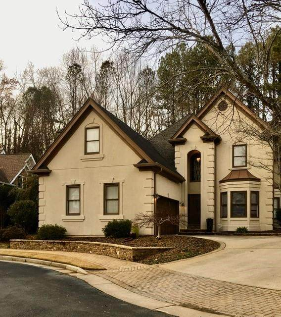 1034 Westbrooke Way NE, Brookhaven, GA 30319 (MLS #6809241) :: The Zac Team @ RE/MAX Metro Atlanta