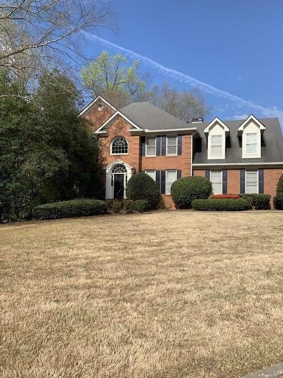 1311 Desoto Falls Court SW, Atlanta, GA 30311 (MLS #6809256) :: AlpharettaZen Expert Home Advisors