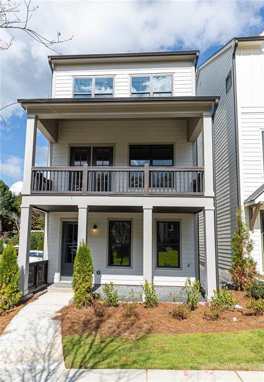 4355 Gillon Circle, Atlanta, GA 30339 (MLS #6809447) :: North Atlanta Home Team