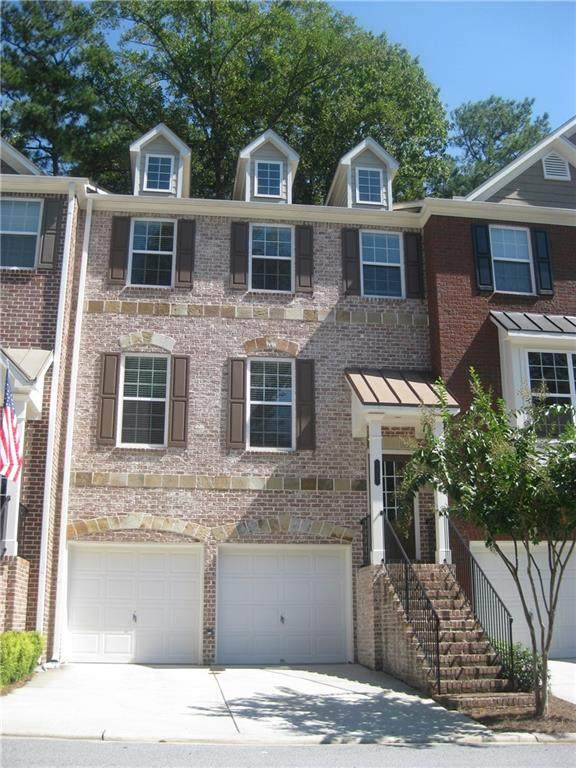 5437 Alanis Place SE #17, Mableton, GA 30126 (MLS #6809531) :: KELLY+CO