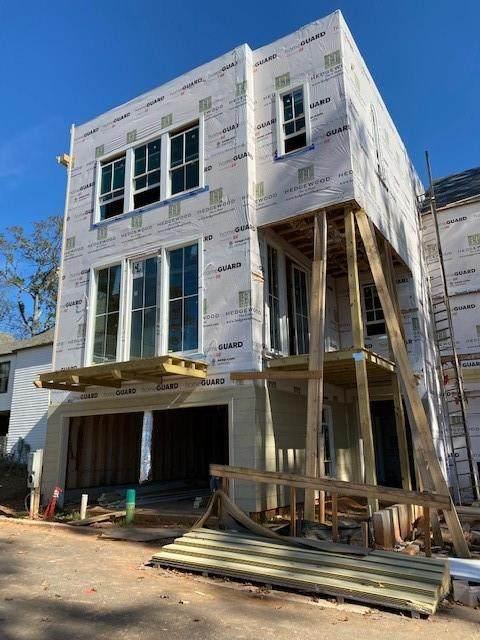 254 Southerland Terrace Terrace #27, Atlanta, GA 30307 (MLS #6809590) :: Rock River Realty