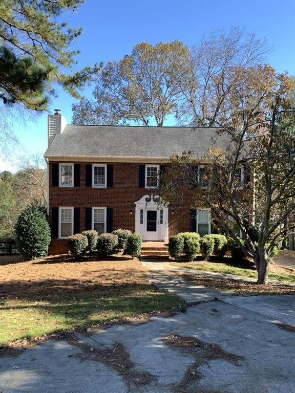 2086 Dayron Circle, Marietta, GA 30062 (MLS #6810261) :: Kennesaw Life Real Estate