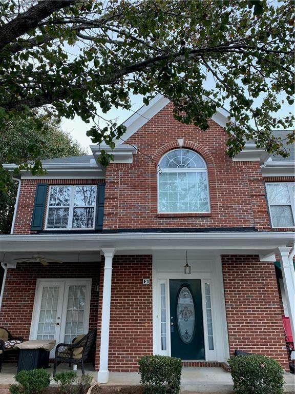 2075 Pine Tree Drive F-1, Buford, GA 30518 (MLS #6810344) :: North Atlanta Home Team