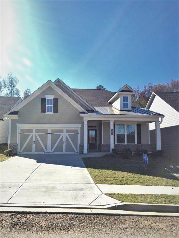 5017 Watchmans Cove, Gainesville, GA 30504 (MLS #6810592) :: The Heyl Group at Keller Williams