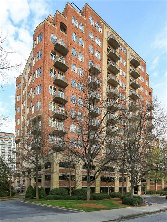 3180 Mathieson Drive NE #709, Atlanta, GA 30305 (MLS #6811207) :: Oliver & Associates Realty