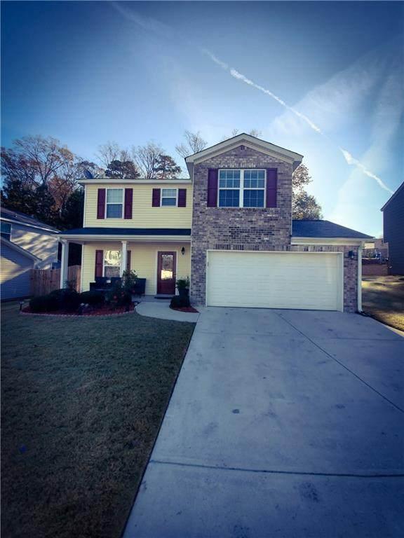 1041 Ventura Drive, Gainesville, GA 30504 (MLS #6811318) :: The Heyl Group at Keller Williams