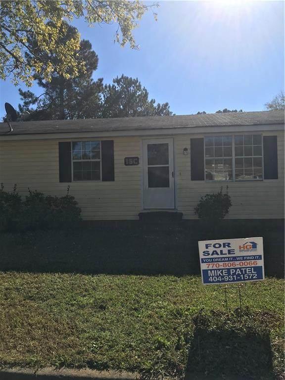 15 George Street, Hampton, GA 30228 (MLS #6811490) :: North Atlanta Home Team