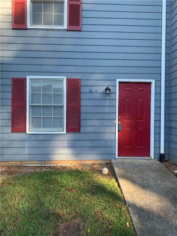 2628 Evans Mill Drive, Lithonia, GA 30058 (MLS #6811624) :: The Justin Landis Group