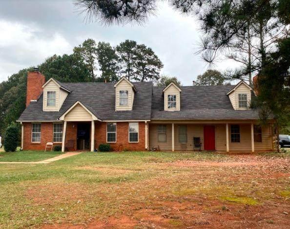 23 Gum Tree Trail, Covington, GA 30016 (MLS #6812317) :: North Atlanta Home Team