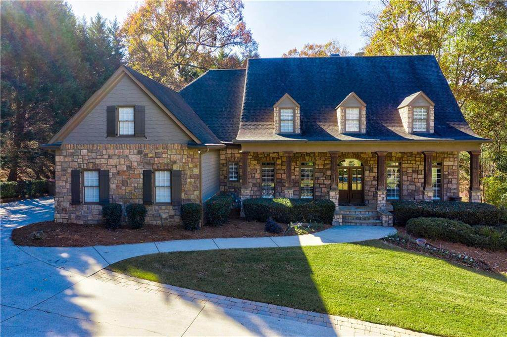 6713 Wooded Cove Court - Photo 1