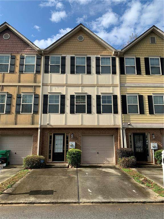 1446 Knights Trail #26, Stone Mountain, GA 30083 (MLS #6813093) :: Path & Post Real Estate