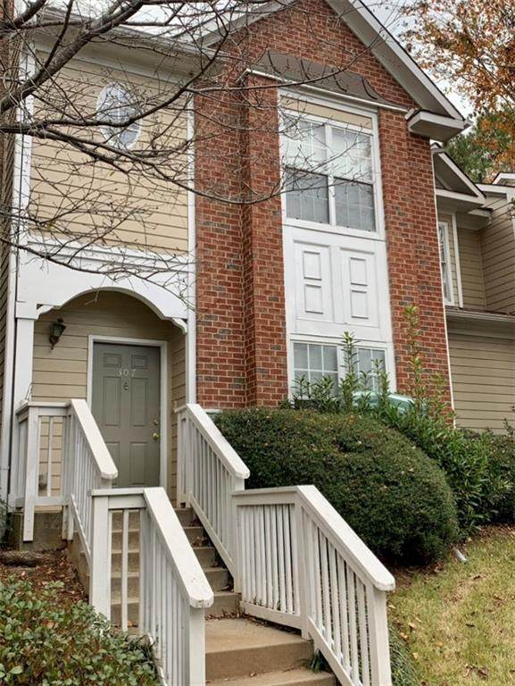 1731 Pryor Road SW #307, Atlanta, GA 30315 (MLS #6813168) :: Kennesaw Life Real Estate