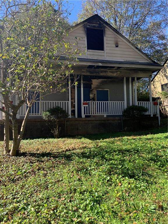 1671 Richmond Avenue SE, Atlanta, GA 30315 (MLS #6813440) :: North Atlanta Home Team