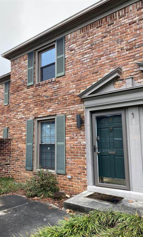 3125 Colonial Way J, Atlanta, GA 30341 (MLS #6813708) :: Charlie Ballard Real Estate
