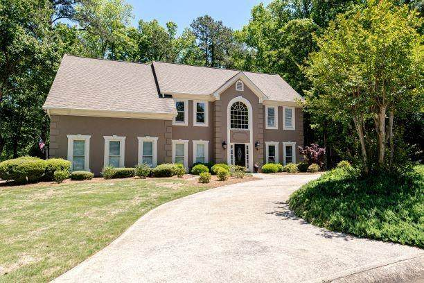 1458 Livingston Drive SW, Marietta, GA 30064 (MLS #6813887) :: Path & Post Real Estate