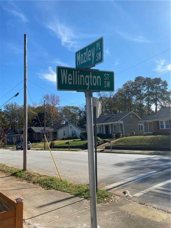 1536 Mozley Place SW, Atlanta, GA 30314 (MLS #6814049) :: Maria Sims Group