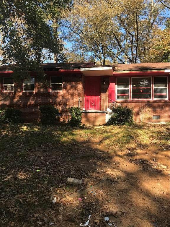 1082 Holly Circle, Forest Park, GA 30297 (MLS #6814304) :: North Atlanta Home Team