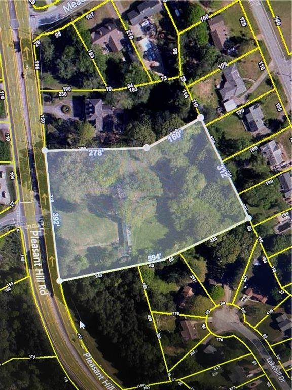 1206 Pleasant Hill Road, Lawrenceville, GA 30044 (MLS #6814378) :: The Cowan Connection Team
