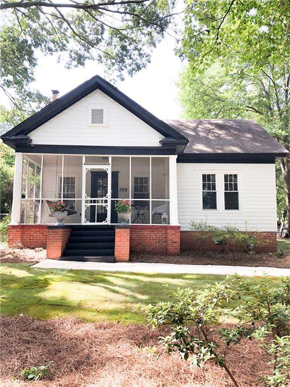 359 Whitlock Avenue SW, Marietta, GA 30064 (MLS #6814658) :: Keller Williams Realty Atlanta Classic