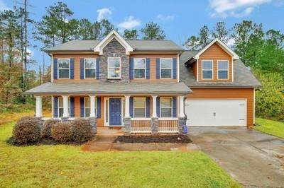 508 Greenridge Lane, Loganville, GA 30052 (MLS #6815124) :: Kennesaw Life Real Estate