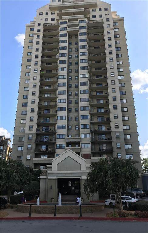 795 Hammond Drive #1511, Sandy Springs, GA 30328 (MLS #6815247) :: North Atlanta Home Team