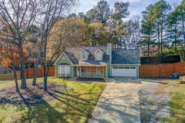 2255 Huntington Drive, Loganville, GA 30052 (MLS #6815777) :: Kennesaw Life Real Estate