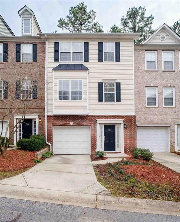 788 Celeste Lane, Atlanta, GA 30331 (MLS #6815844) :: North Atlanta Home Team