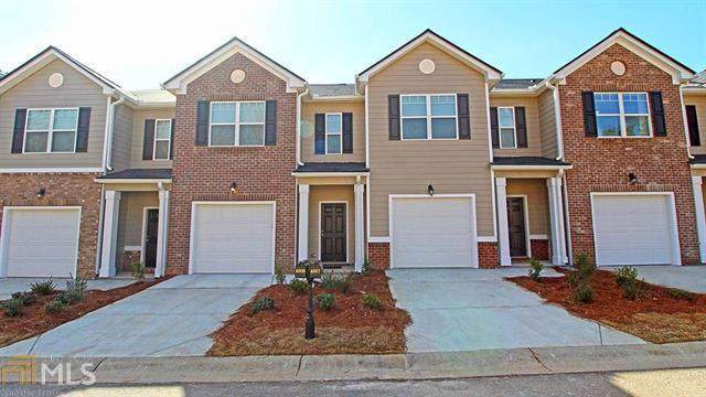 6889 Gallier Street #2063, Lithonia, GA 30058 (MLS #6816393) :: RE/MAX Center