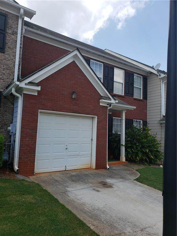 515 Rockbridge Trail, Stone Mountain, GA 30083 (MLS #6817295) :: North Atlanta Home Team