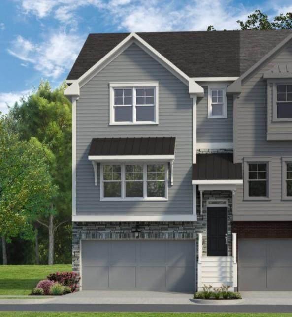 2609 Hedgeway Circle #35, Kennesaw, GA 30144 (MLS #6817824) :: North Atlanta Home Team