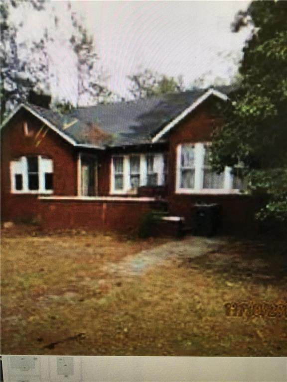 2076 Jeffersonville Rd Road, Macon, GA 31217 (MLS #6818169) :: North Atlanta Home Team