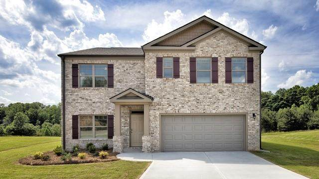 4081 Crawford Court, Stonecrest, GA 30038 (MLS #6818195) :: The Realty Queen & Team