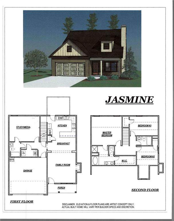 2495 Barnesville Road, Griffin, GA 30224 (MLS #6819329) :: Path & Post Real Estate