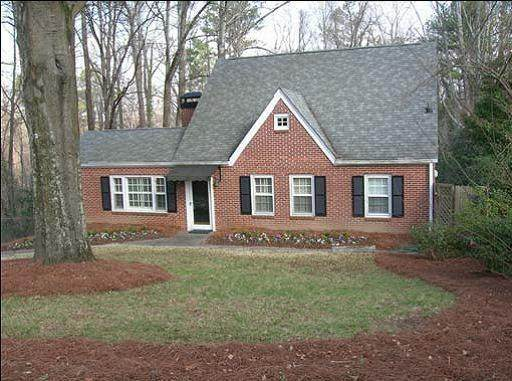 100 Mount Paran Road NE, Sandy Springs, GA 30342 (MLS #6820325) :: Path & Post Real Estate