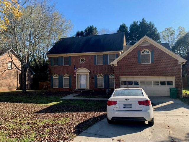 5611 Wilderness Trace, Stone Mountain, GA 30087 (MLS #6820359) :: Path & Post Real Estate