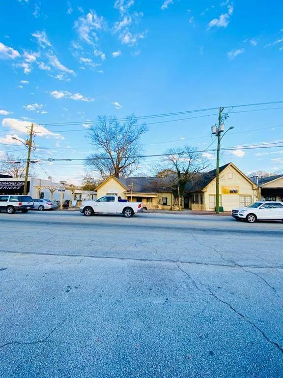 913 E Main Street E #1, Stone Mountain, GA 30083 (MLS #6820715) :: RE/MAX Center