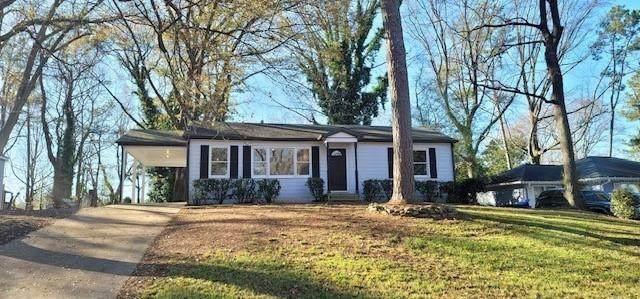 4090 Clay Drive, Doraville, GA 30360 (MLS #6820970) :: North Atlanta Home Team