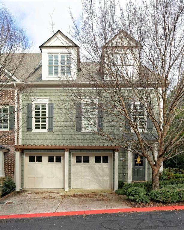 2416 Saint Davids Square NW, Kennesaw, GA 30152 (MLS #6821211) :: Kennesaw Life Real Estate