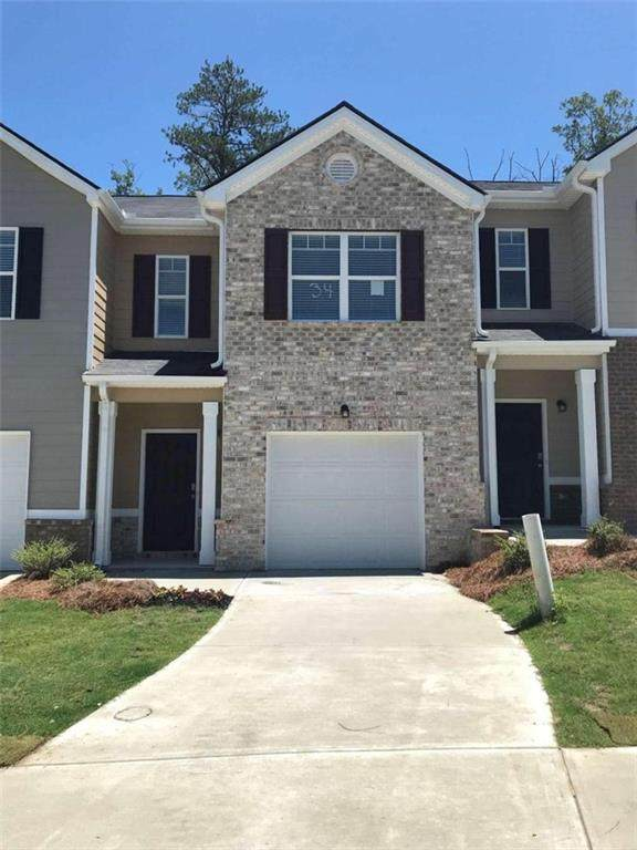 6034 Rockaway #74, Atlanta, GA 30349 (MLS #6822126) :: Rock River Realty