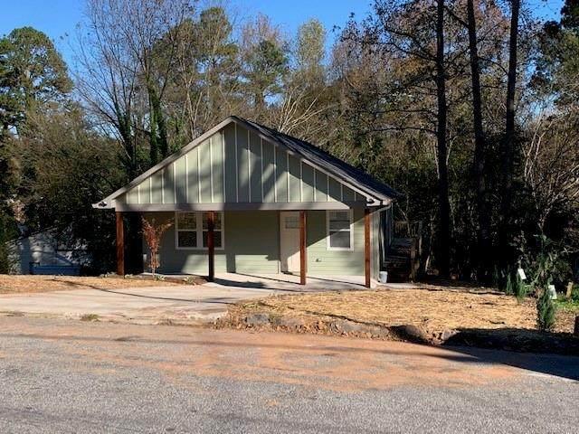 2884 1st Avenue SW, Atlanta, GA 30315 (MLS #6822284) :: Path & Post Real Estate