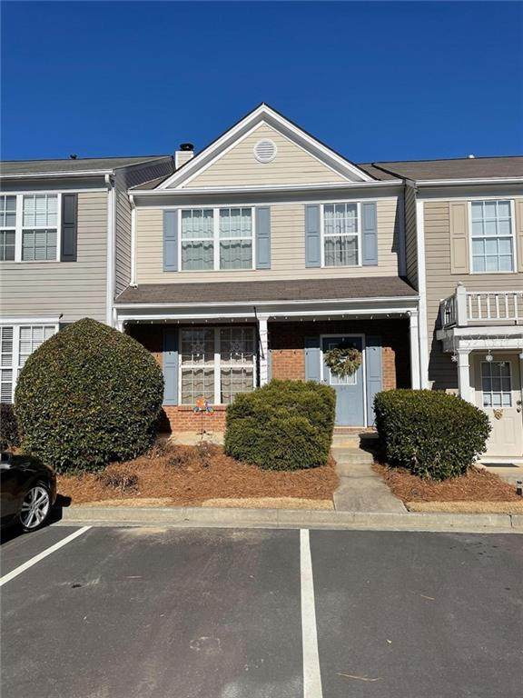 13300 Morris Road #64, Alpharetta, GA 30004 (MLS #6822583) :: North Atlanta Home Team