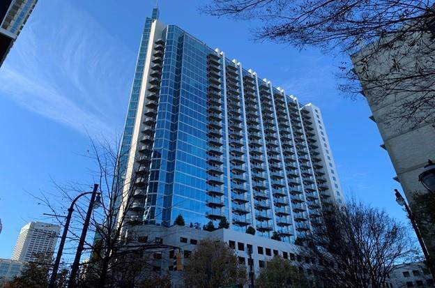 860 NE Peachtree Street NE #1709, Atlanta, GA 30308 (MLS #6823682) :: KELLY+CO