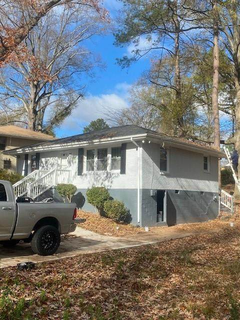 387 Scott Drive SE, Marietta, GA 30067 (MLS #6824194) :: North Atlanta Home Team