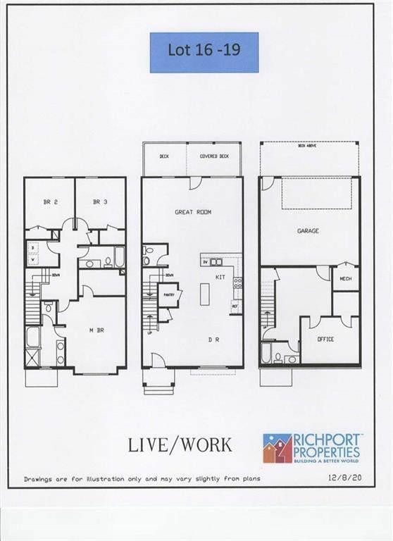 208 Oak Street #19, Lawrenceville, GA 30046 (MLS #6824340) :: 515 Life Real Estate Company