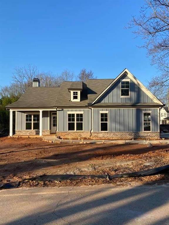 22 White Street, Hoschton, GA 30548 (MLS #6824386) :: RE/MAX Paramount Properties
