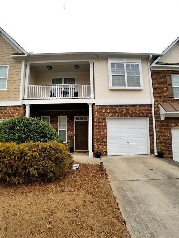 381 Saint Claire Drive, Alpharetta, GA 30004 (MLS #6824762) :: The Heyl Group at Keller Williams