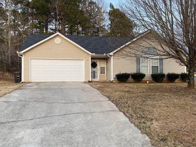 7831 Lake Crest Way, Douglasville, GA 30134 (MLS #6825055) :: RE/MAX Center