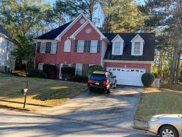 2190 Sugarbirch Drive, Lawrenceville, GA 30044 (MLS #6825109) :: The Cowan Connection Team